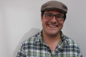 Rich Sommer - Intrepid Reporter / Actor
