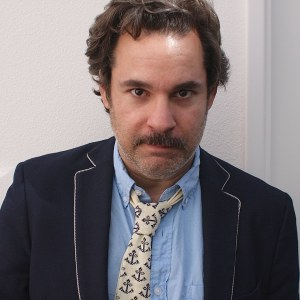 Paul F. Tompkins, determined to not lose the job at the table read