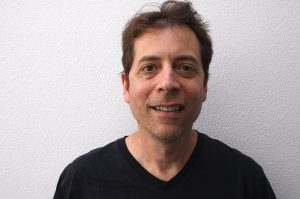 Fred Stoller, seeking thrills